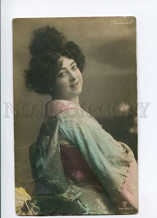 3019500-SAHARET-Famous-Dancer-in-KIMONO-Geisha-Old-PHOTO-PC